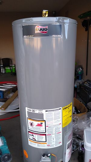 50 gallons gas water heater for Sale in Apache Junction, AZ