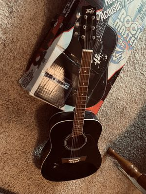 Peavey acoustic guitar for Sale in Riverside, CA