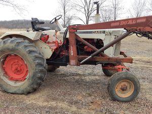 Case comfort king tractor frontend loader for Sale in Tulsa, OK