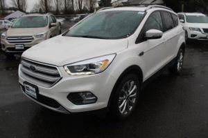 2018 Ford Escape for Sale in Renton, WA