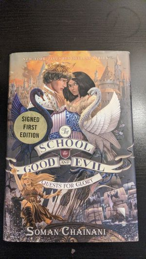 The School for Good and Evil : Quests for Glory (Book 4) for Sale in Deerfield Beach, FL