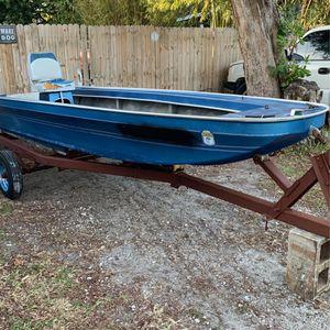 13 foot fiberglass boat for Sale in Largo, FL