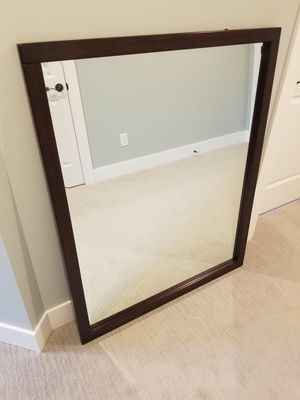 Great mirror 38 in x 48 in for Sale in Renton, WA