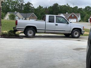 96 chevy silverado for Sale in Macon, GA