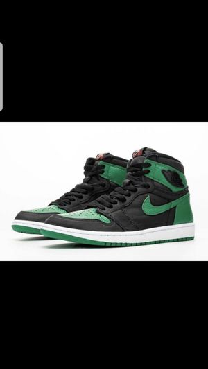 Air jordan 1 retro pine green for Sale in Lawndale, CA