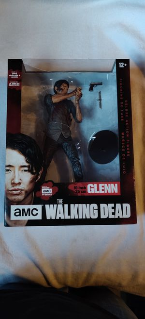 McFarlanes toys The Walking Dead's Glen 10in. Action figure for Sale in Los Angeles, CA