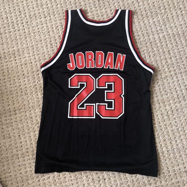 Vintage Michael Jordan Champion Jersey