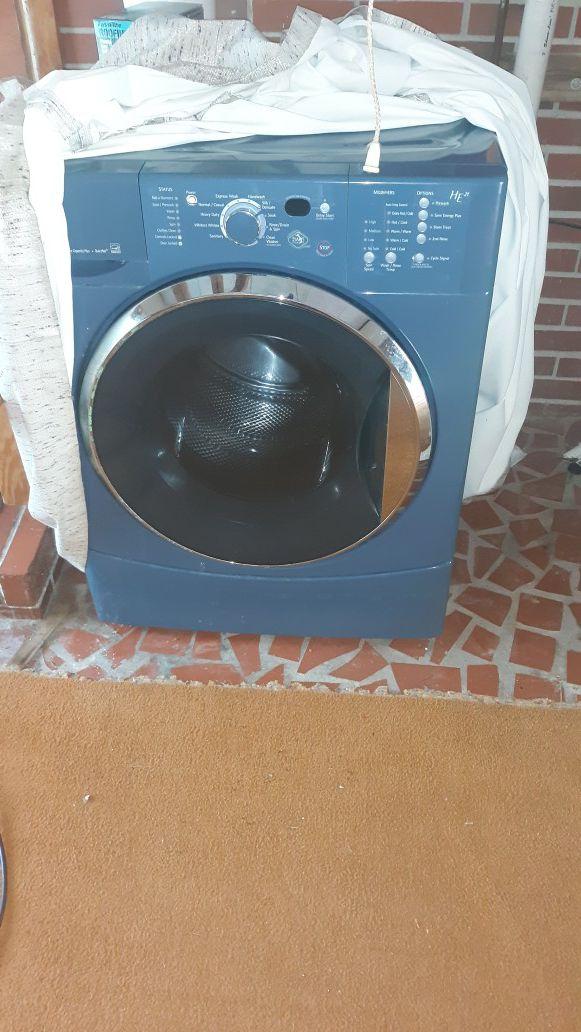 Kenmore washer machine