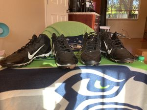 NIKE FAST FLEX/ALFA SHARK CLEATS for Sale in Lynnwood, WA