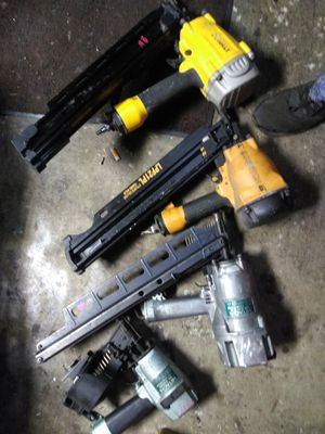 Nail guns all work great for Sale in Marysville, WA