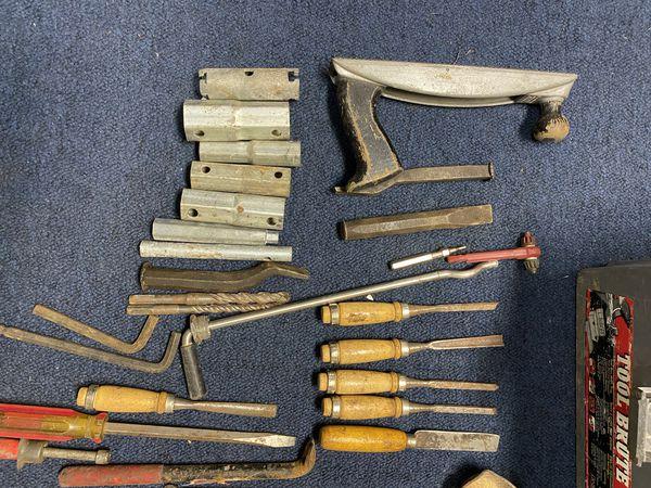 Wrenches, random