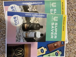 Unilever and rmn 8/2/20 for Sale in Ontario, CA