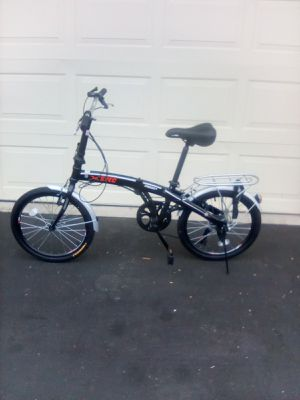 Brand New adult 7 speed folding bike worth $249 for Sale in Fullerton, CA