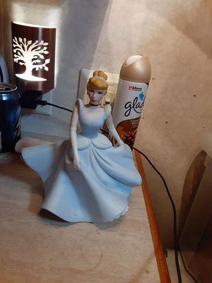Disney Cinderella glass figurine for Sale in Layton, UT