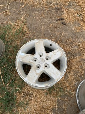 "17"" Jeep Wrangler rims for Sale in Bloomington, CA"