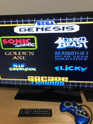 SEGA Genesis Games 6 in 1 for Sale in Boca Raton, FL