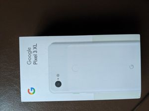 Google 3 XL 64gig unlocked with warranty from Google and everything else included for Sale in Wood Dale, IL