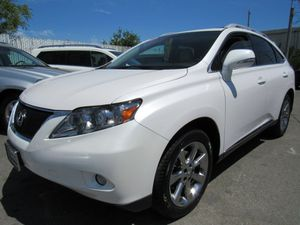 2011 Lexus RX 350 for Sale in San Mateo , CA