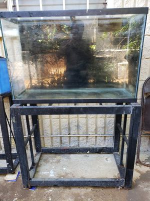 40gal fish tank with stand for Sale in Waipahu, HI