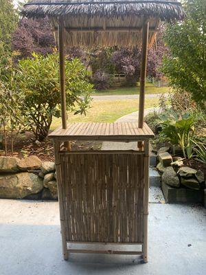 Bamboo tiki bar for Sale in Mountlake Terrace, WA