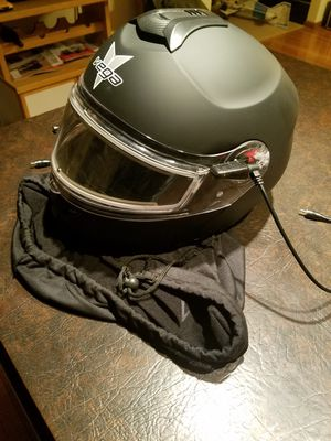 Vegas snowmobile helmet size large for Sale in Rochester, NY