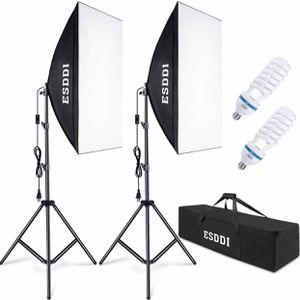 ESDDI Softbox Photography Lighting Kit 800W Model PS025 for Sale in Litchfield Park, AZ