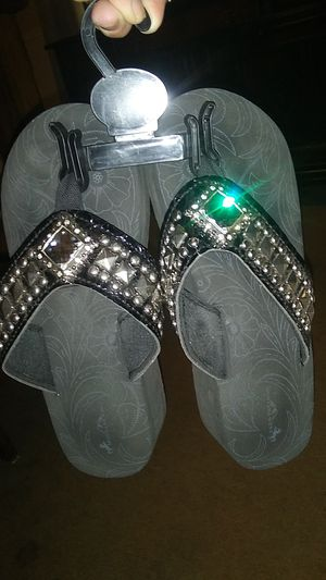 Bling sandals for Sale in Tyler, TX