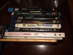 DVD's ($5 Each) for Sale in Trenton, NJ