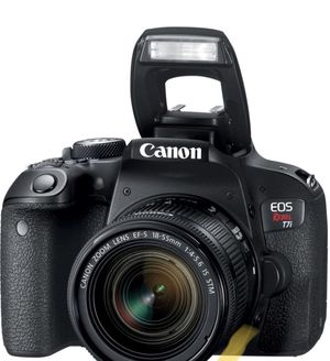 Canon EOS M50 Mirrorless Digital Camera with 15-45mm Lens (Black) for Sale in New York, NY
