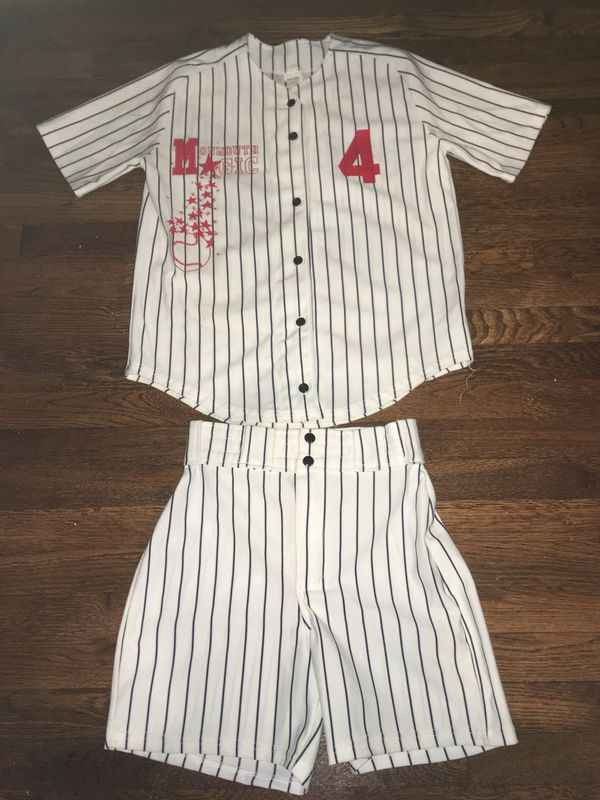 Baseball uniform/costume- size medium