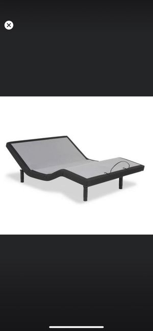 Bed Frame/Base - King or 2 Twin XL for Sale in Howell, MI