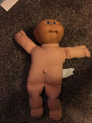 Vintage Cabbage Patch Doll for Sale in Las Vegas, NV