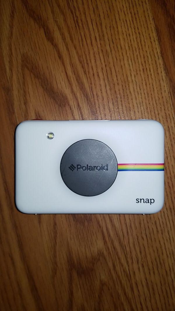 Polaroid Snap Instant Camera
