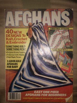 MAGAZINE:. AFGHANS: 1983 for Sale in Mesa, AZ