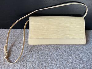 Louis Vuitton- Epi Honfleur Vanilla for Sale in Quincy, MA