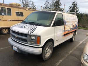 1998 Chevy Express 3500 for Sale in Kent, WA
