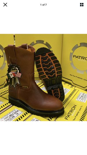 Work boots 10.5 for Sale in Newport News, VA