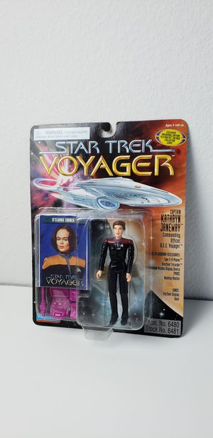 Star Trek Voyager action figure for Sale in Dallas, TX
