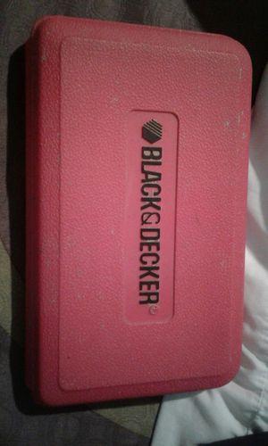 Black & Decker drill bit set for Sale in Metropolis, IL