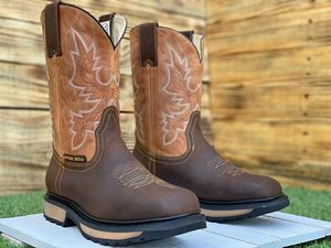 NON STEEL WORK BOOTS $79 for Sale in San Antonio, TX