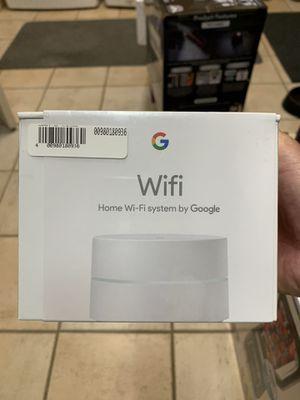 Google WiFi New Sealed Home WiFi for Sale in Hesperia, CA