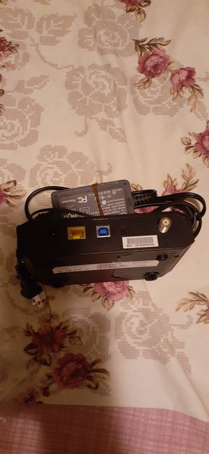 Cisco cable modem docsis 3.0 for Sale in Anaheim, CA