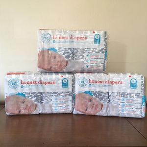 Newborn Honest Company Diapers Bundle for Sale in Vancouver, WA