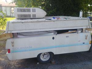 Coleman pop up camper for Sale in Tulsa, OK