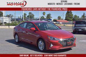 2019 Hyundai Elantra for Sale in Los Banos, CA