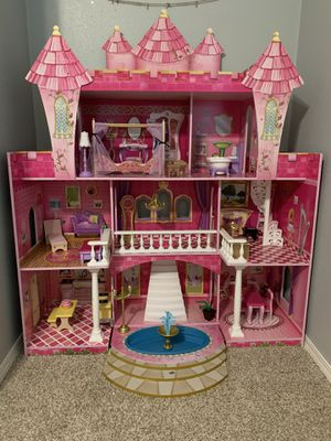 Girls Doll/Barbie Playhouse for Sale in Hillsboro, OR