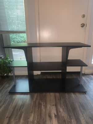 Tv stand book shelf for Sale in Atlanta, GA