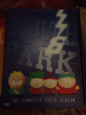 South Park Box Sets (Seasons 6, 9, 11, and 13) for Sale in Midlothian, VA
