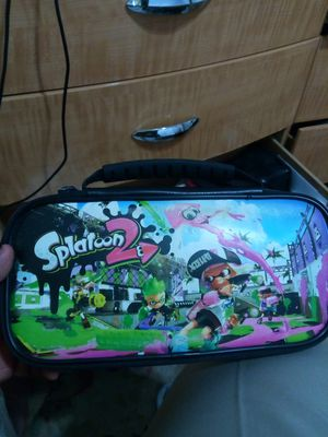 Nintendo switch Splatoon 2 Case for Sale in Pittsburgh, PA