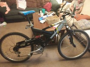 Mongoose Full Suspension mountain bike for Sale in Newark, OH